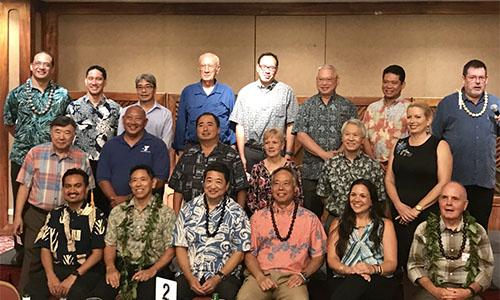 2018-19 Board of Directors