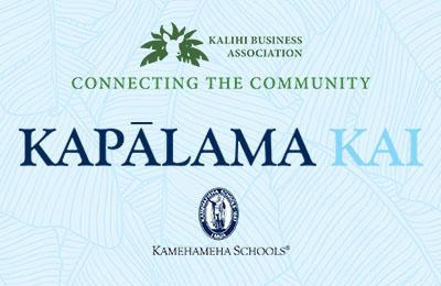 Kapālama Kai Plan • 03-01-2019
