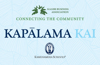Kapālama Kai Plan • Update