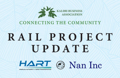 Rail Updates Event: HART & Nan Inc. • 06-19-2019