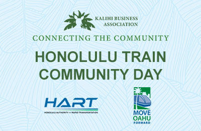 HART Presents: Honolulu Train Community Day • 06-22-2019