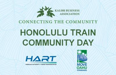 HART Presents: Honolulu Train Community Day • 06-22-2019