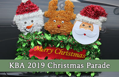 The KBA 2019 Christmas Parade Spectacular