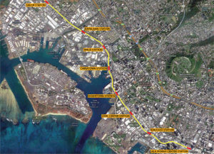 Rail Corridor Image